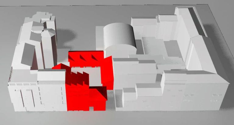 RTP Studio Massimo Porricelli architetto Fabrizio Guccione architetto